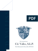 PDM 2009-2012 Valles