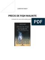 Prc3a9cis de Fiqh Malikite