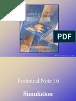 Module 8- Simulation