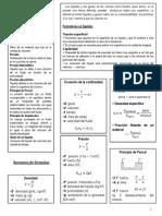 Apuntes de Física - Fluidos y termodinámica (2)