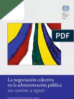 Negociacion Colectiva en Administracion Publica