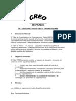 ProgramaTaller CREO.docx