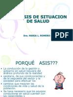 ASIS Factores Condicionantes y Proceso Salud Enfermedad[1]