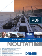 Damen Shipyards Galati NEWS 10