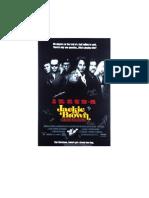 Jackie Brown - Quentin Tarantino