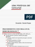 Clases i (Historia y Concepto)