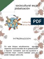 Ámbito sociocultural en la globalización