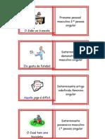 Jogo Determinantes e Pronomes [1]