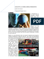 La mundialización, una guerra universal permanente