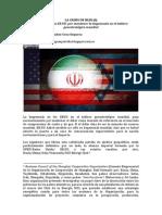 La Crisis de Irán. La pugna por mantener la hegemonía de EE.UU. en el tablero geoestratégico mundial