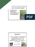 Clase 5 Epidemiología