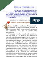 Carta Argumentativa Completa 2008-2009- 2 Ano