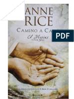 Anne Rice - El Mesias II