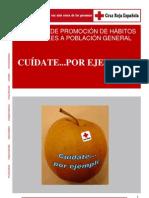 Proyecto Cuidate Por Ejemplo Pobl General
