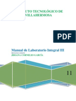 Manual de Laboratorio Integral III