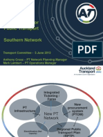 Transport Committee - item 10 - June 2013