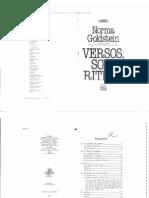 Norma Goldstein- Versos, Sons e Ritmos