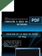 conexinabasededatosennetbeans-090610120234-phpapp02-1