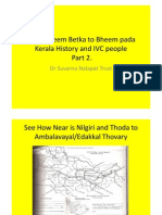 Kerala History and IVC Part 2 the Thodas PDF