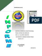 Informe de CONSTI. ESTADO  DE  DERECHO.docx