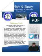 Bucket & Buoy Draft Edition 2013