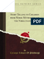 Story Telling to Children From Norse Mythology and the Nibelungenlied 1000050823