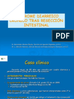 34 Diarrea Post-reseccion Intestinal