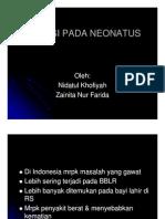Infeksi Pada Neonatus Ppt