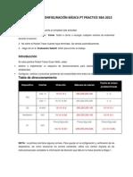 2.- Enetwork PT Practice SBA