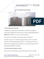 ICL a Guide to Housing Refinancing in Singapore