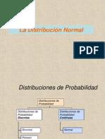 Distribucion Normal Para La Clase