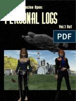 HFO Personal Logs 1 – July 2011