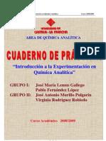 practicas analitica para los procesos alomenticios e industriales