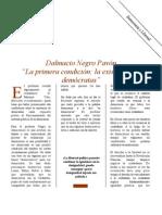 Damalcio Negro Pavon