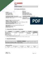 MSDS Monomethylamine (MMA)(BOC)