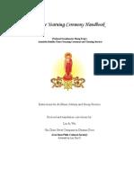 Thrice Yearning Ceremony Handbook