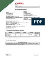 MSDS Triomethylamine (TMA)(BOC)