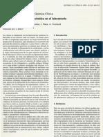 Química Clínica 1993;12 (2) 106-112