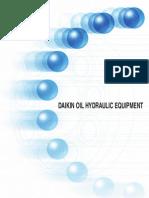 Daikin Oil Hydraulic Equipment Catalogue En