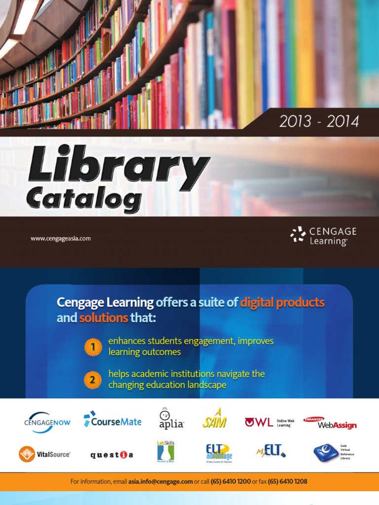 Cengage library catalog 2013 economics strategic management fandeluxe Image collections