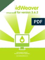 RapidWeaver 3.6.2 Manual