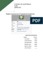 Registro General de La Propiedad Expo