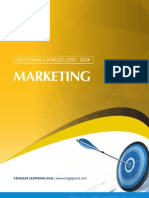 Cengage - Marketing Books 2013