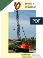 Catalogo Gru t10 - Fh200et