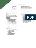 Lithotomy Position v/s lloyd davis position