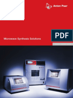 Microwave Synthesis Solutions
