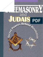 Freemasonry and Judaism ~ Leon Poncins