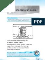 9. Penghematan Energi
