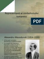 Reprezentanti Ai Simbolismului Romanesc