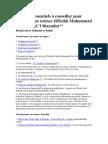 Les livres essentiels à conseiller pour l'étudiant en science (SHeikh Muhammad Ibn Sâlih al-'Uthaymîn